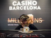 Pedro Cairat campeão do Final do partypoker Millions Grand Final Barcelona