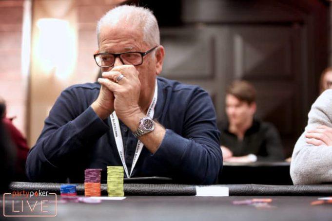 Roberto Duek - partypoker Millions Grand Final Barcelona