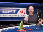 Sam Greenwood campeão do Super High Roller de € 100.000 do EPT Monte Carlo