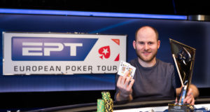 Sam Greenwood campeão do Super High Roller de € 100.000 do EPT Monte Carlo