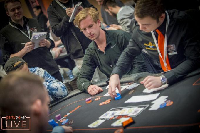 Viktor Isidulr1 Blom - partypoker Millions Grand Final Barcelona