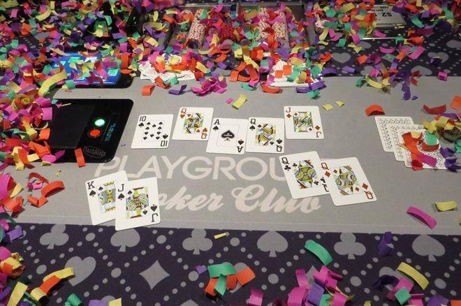 Bad beat jackpot - Playground Poker Club