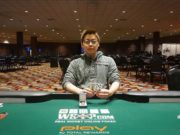 Joseph Cheong - Campeão High Roller WSOP Circuit Planet Hollywood