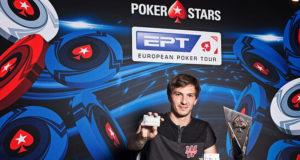 Guillaume Diaz - Campeão EPT National Monte Carlo