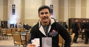 Hugo Ewerton - Campeão Turbo Knockout BSOP Brasília