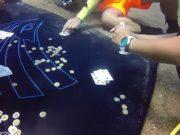 Poker no fundo do mar