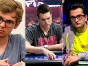 Fedor Holz, Doug Polk e Antonio Esfandiari