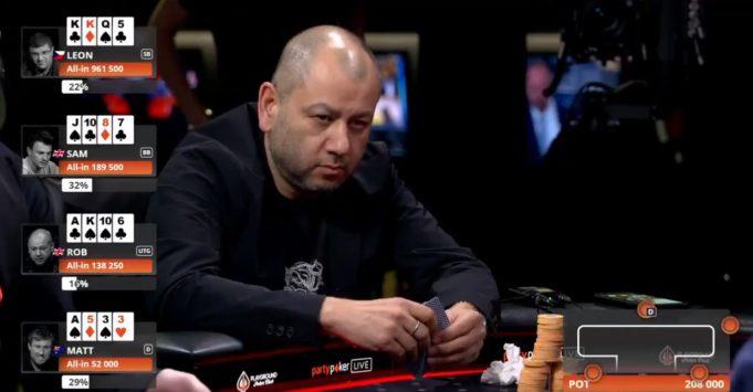 Rob Yong - Big Game