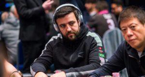 André Akkari - EPT Monte Carlo