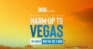 6821bd8d02f Warm Up to Vegas começa nesta quarta-feira com três pacotes garantidos.