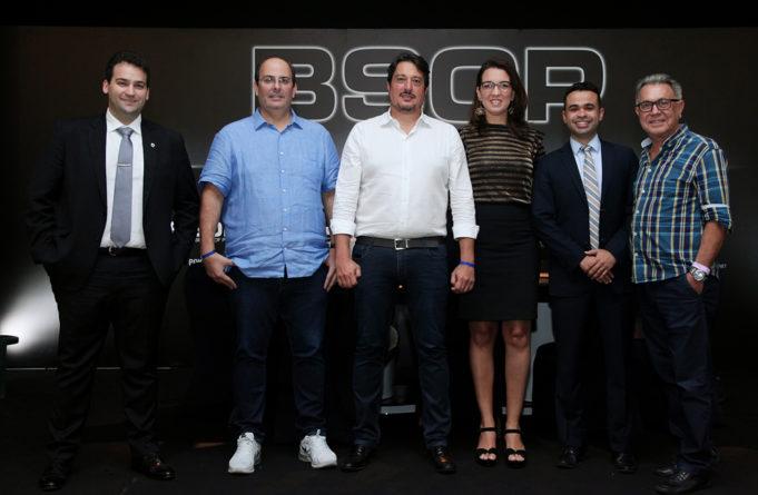 Devanir Campos, Alexandre Valle, Igor Federal, Danielle Mafra, Alberoni Castro e Francisco Barbosa