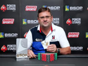qJeferson Pinon campeão do Turbo Big Ante do BSOP Natal