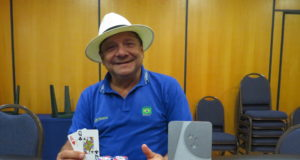 Jorge Pereira campeão do NLH No-Breaks DeepStack do BSOP Natal