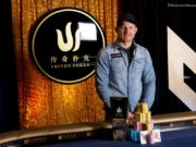 Jason Koon campeão do Short Deck Only Ante do Triton Super High Roller Series