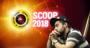 Lorenzo Bazei campeão SCOOP 2018