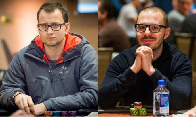 Rainer Kempe e Dan Smith