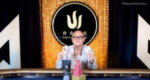 Richard Yong campeão do torneio 6-Max da Triton Super High Roller Series