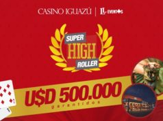 Super High Roller - Casino Iguazu