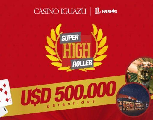 Super High Roller - Casino Iguazu