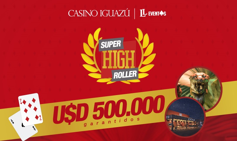 super high roller do casino iguazГє