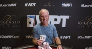 Larry Greenberg - Campeão WPT Bellagio Elite Poker Championship