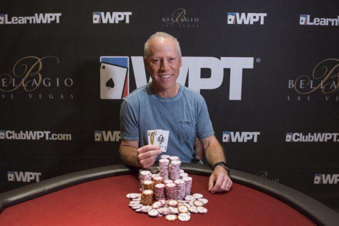 Larry Greenberg - Campeão WPT Bellagio Elite Poker Championship