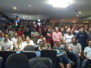 Última reunião da ADTP, em 2016