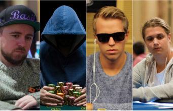 Patrick Leonard, bencb789, Simon Mattsson e Niklas Astedt