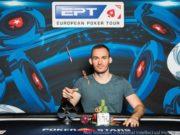 Justin Bonomo - Campeão Single Day High Roller €25.000 EPT Monte Carlo