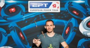 Justin Bonomo - Campeão Single Day High Roller €25.000 EPT Monte Carlo