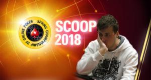 Gabriel Schroeder campeão no SCOOP