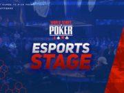 WSOP eSports Stage