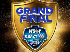 Grand Final da Liga WSOP Crazy 888 SuperPoker