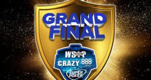 Grand Final da Liga WSOP Crazy 888 SuperPoker