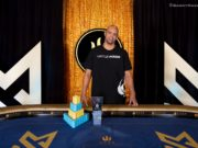 Phil Ivey - Campeão Short-Deck Triton Super High Roller Series Montenegro