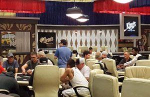 Kings Lounge na WSOP