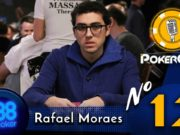 Pokercast by 888poker #12 - Rafael Moraes