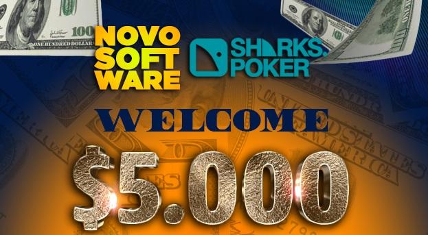 Freeroll Sharks Poker