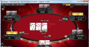 PokerStars Showtime Hold'em