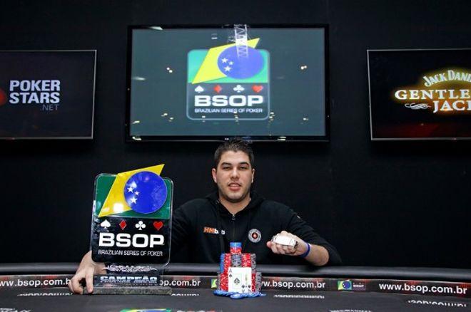 Victor Teixeira - BSOP Natal 2016