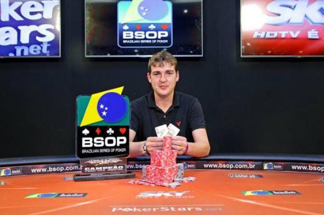 Alexandro Veber - BSOP Natal 2015