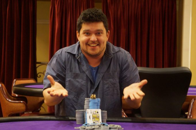 Valentin Vornicu vence 12º anel do WSOP Circuit