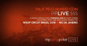 PPLIVE $$$ nova moeda virtual do partypoker