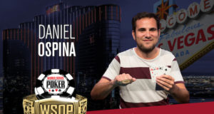 Daniel Ospina campeão do Evento #14 (US$ 1.500 No Limit 2-7 Lowball Draw)