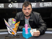 Stetson Fraiha campeão do High Roller One Day do MasterMinds
