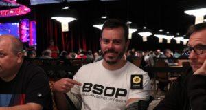 Paulo Gini - Evento 48B - WSOP 2018