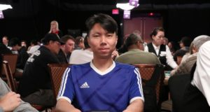 Norson Saho - Evento 48B - WSOP 2018