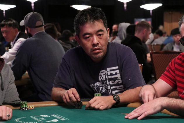 Antônio Kina - Evento 48B - WSOP 2018