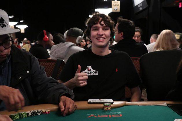 Lucas Fauth - Evento 48B - WSOP 2018