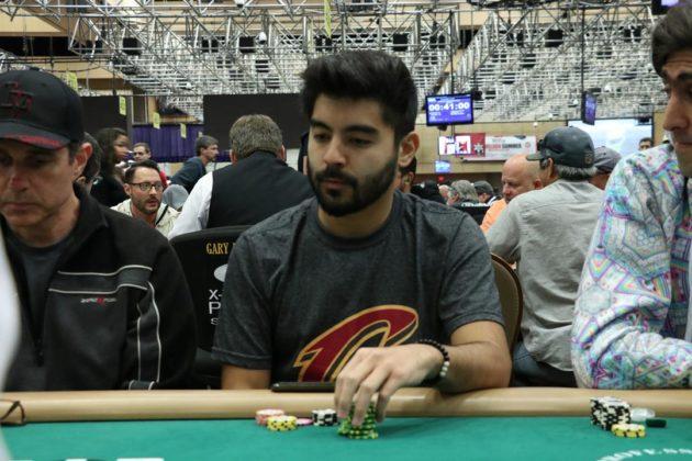 Bruno Kawauti - Evento 48B - WSOP 2018